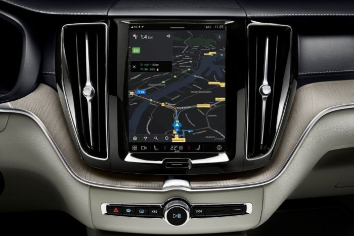 Volvo brings infotainment system with Google built in to more models