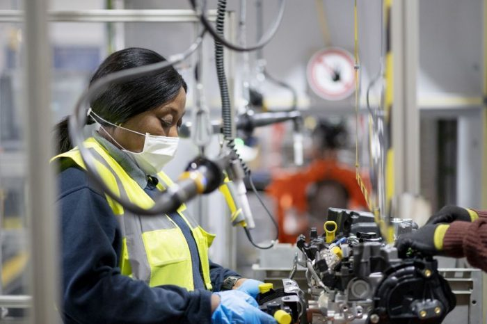 Ford Dagenham plant to provide diesel engines for next generation Transit Custom