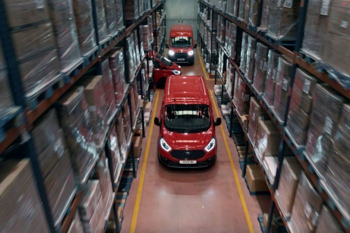 Ford launches new connected uptime system to increase productivity for businesses