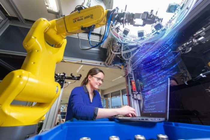 Bosch uses AI to detect and prevent malfunctions in the manufacturing process