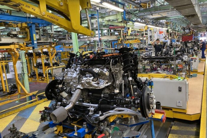 Ford introduces new hybrid engine, increases battery pack assembly in Valencia plant