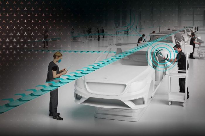 Mercedes-Benz and Siemens launch strategic partnership for sustainable automotive production