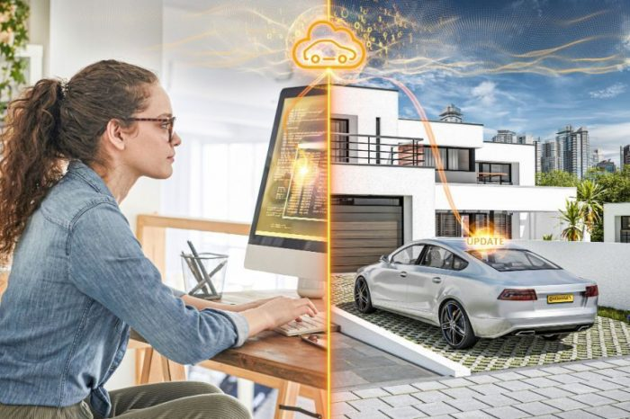 Continental joins forces with Amazon Web Services to create platform for automotive software