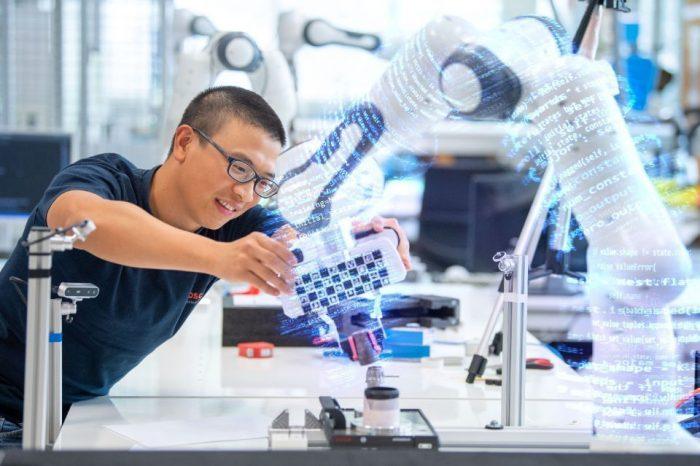 Bosch sales reach four billion euros in ten years with Industry 4.0