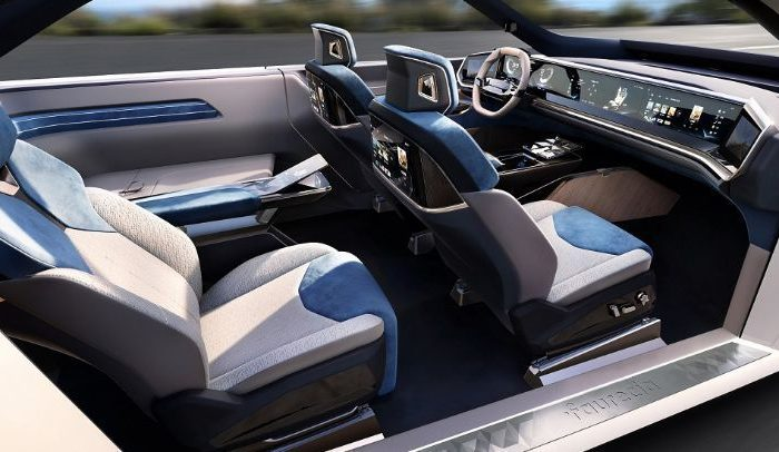 Faurecia to reveal its latest technologies for the 'Cockpit of the Future' at the Shanghai Auto Show