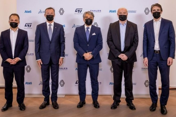 Groupe Renault, Atos, Thales join forces to create open ecosystem for sustainable mobility