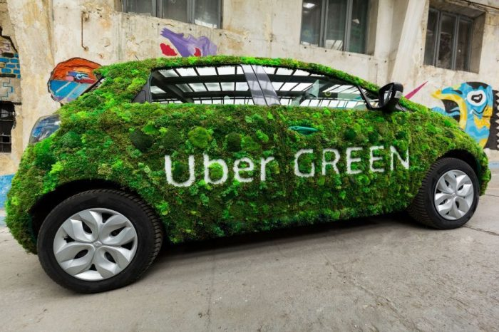 Uber adds hybrid vehicles, reduces costs for the Green service