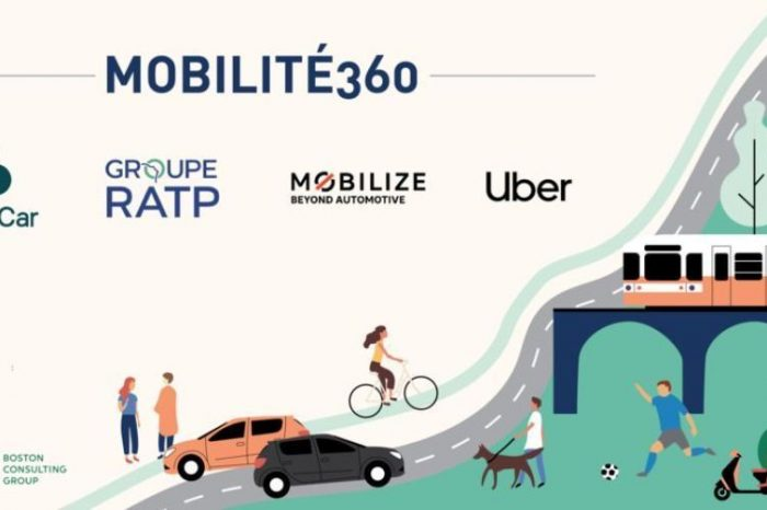 """Uber, BlaBlaCar, Renault Group join forces for sustainable mobility by launching the """"Mobilité360"""" project"""