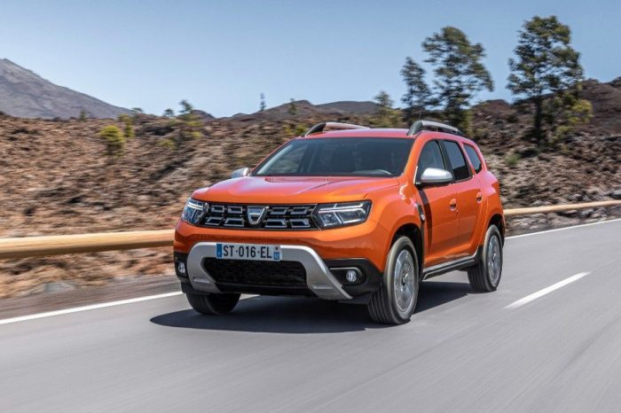 Dacia reveals the new Duster facelift