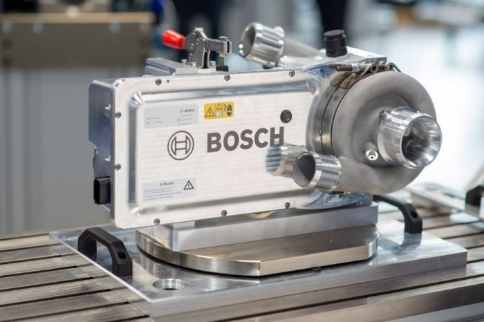 Bosch to supply fuel-cell components to joint-venture between Daimler Truck and Volvo AB