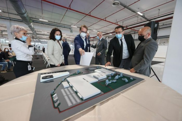 Dräxlmaier invests 200 million Euro to deliver e-mobility components in Timisoara plant