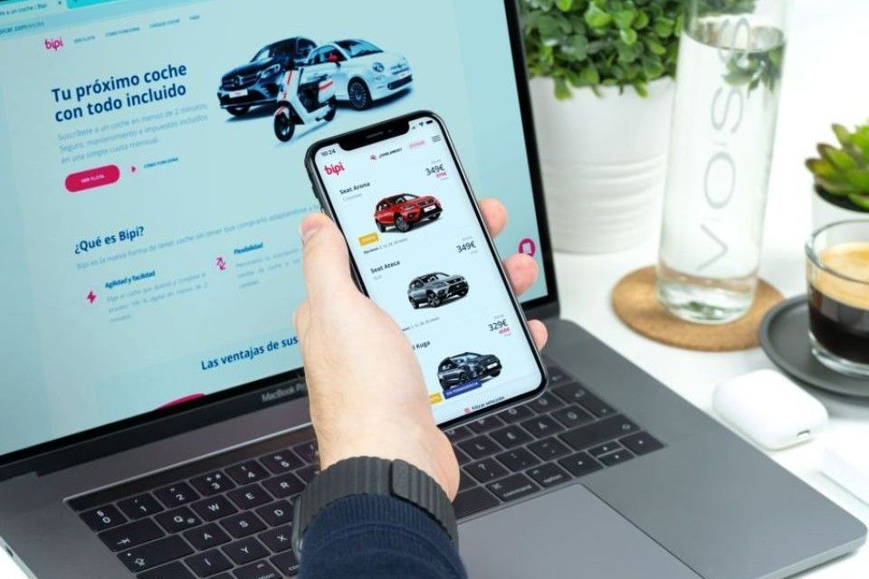 Renault's RCI Bank enters the car subscription market with the acquisition of Bipi