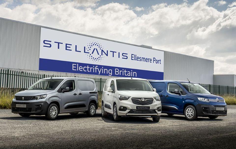 Stellantis to start EV production in 2022 at UK plant