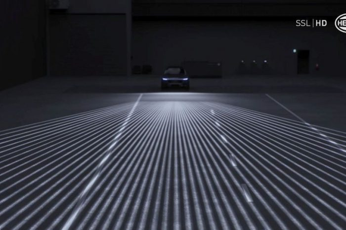 Hella receives series orders for chip-based headlamp system