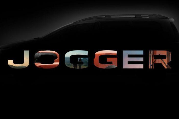 Dacia's new 7-seater family car will be named Jogger
