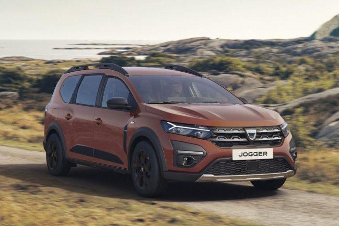 Dacia Jogger revealed as new 7-seater family car