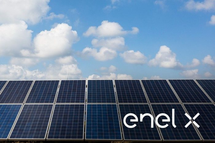Enel X Romania is building a 1 MW photovoltaic power plant for Compa Sibiu