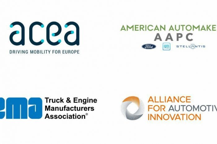Auto industry joint statement in support of the US-EU Transatlantic Trade and Technology Council