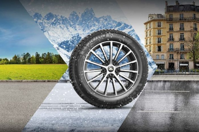 Michelin launches new generation of its CrossClimate all-season tyre
