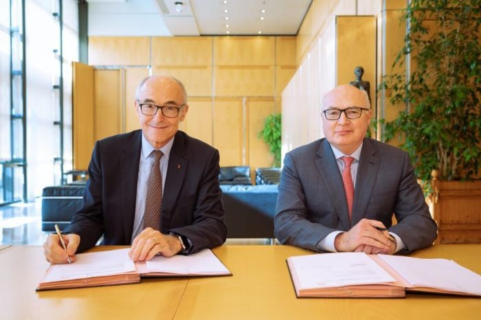 Air Liquide and Faurecia sign agreement to boost hydrogen for heavy-duty vehicles